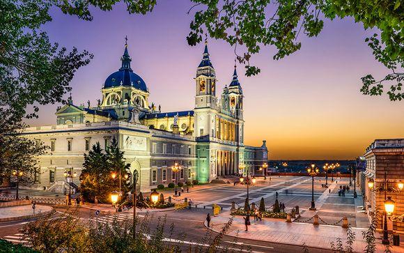 Madrid - Hotel Senator Castellana