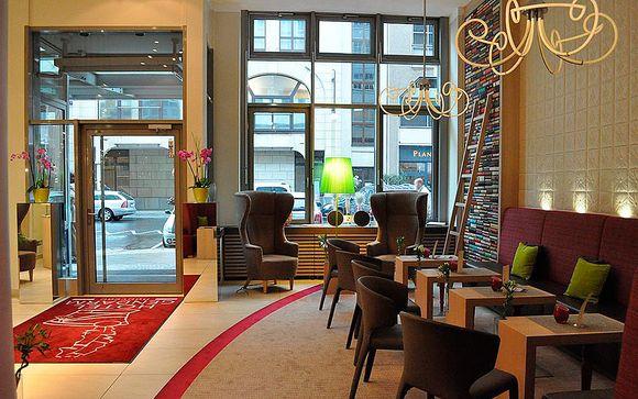 Hotel Gendarm Nouveau 4*