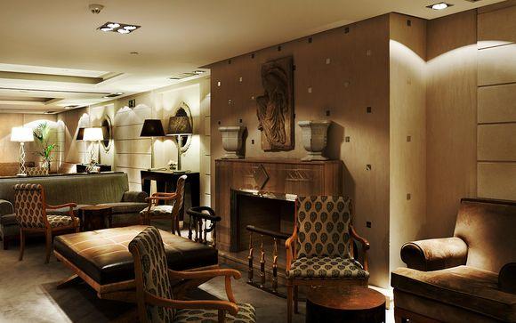 España Madrid - Hotel Hesperia Madrid 5* desde 72,00 €