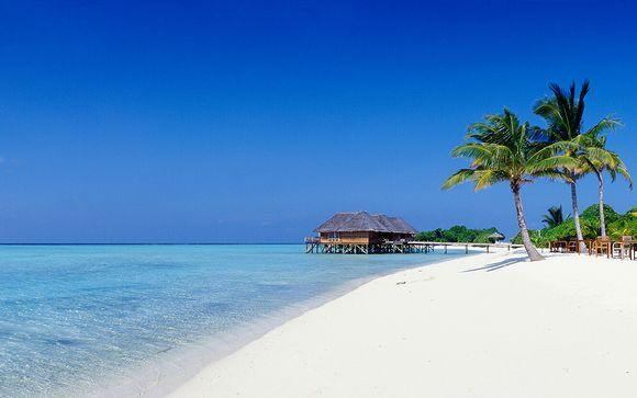 Isla Mauricio te espera