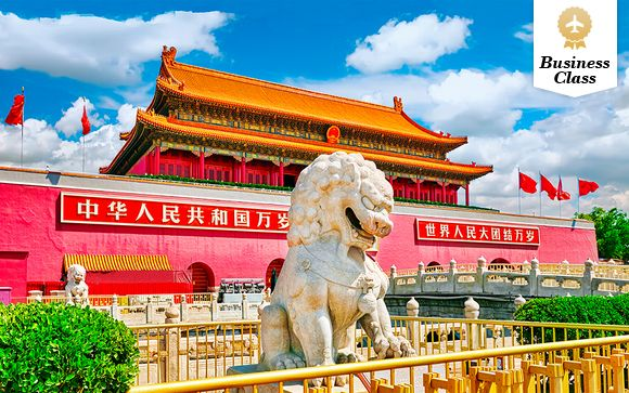 China Shanghai - China Milenaria desde 2.959,00 €