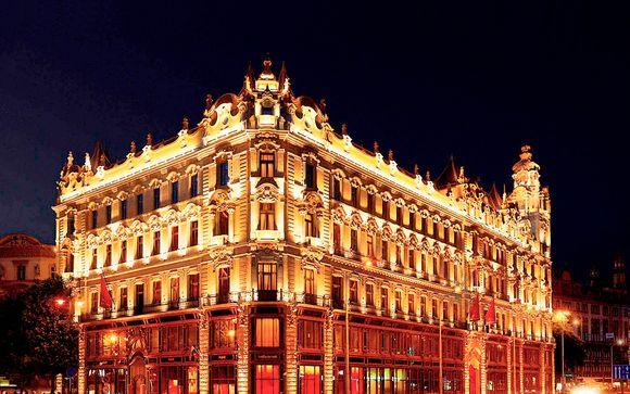 Hungría Budapest - Buddha-Bar Klotild Palace 5* desde 72,00 €