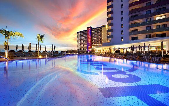 España Adeje - Hard Rock Hotel Tenerife 5* desde 237,00 €