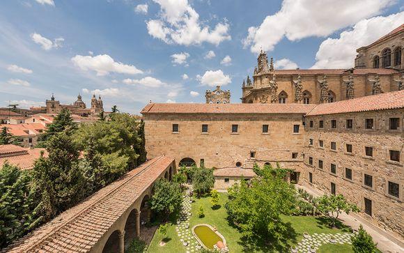 España Salamanca - Hospes Palacio de San Esteban 5* desde 104,00 €