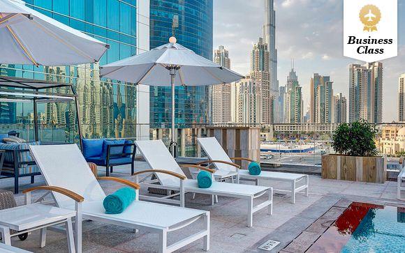 Emiratos Árabes Unidos Dubái - Dubái al completo con Steigenberger 5* desde 2.970,00 €