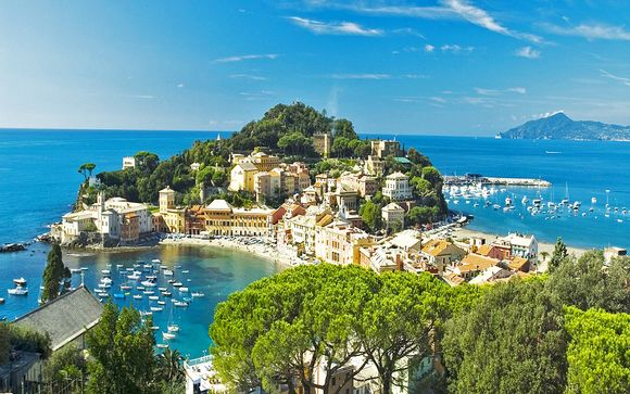 Italia Génova - Hotel Due Mari 4* desde 100,00 €