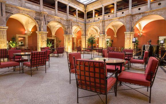 Cáceres - Hotel Izán Trujillo 4*