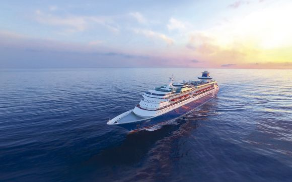 Barcelona - Crucero 5 Maravillas del Mediterráneo