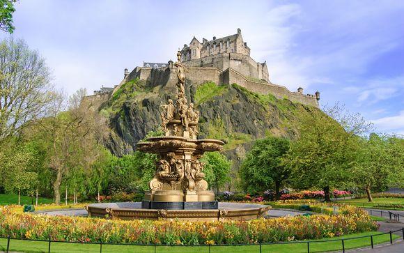 Reino Unido Edimburgo - Escocia Espectacular desde 1.295,00 €