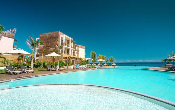 Mauricio Flic-en-Flac - Anelia Resort & Spa 4* desde 854,00 €