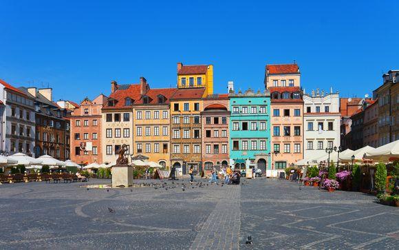 Polonia Cracovia - Tesoros de Polonia desde 1.095,00 €