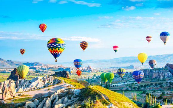 Descubre Turquía con Fer Hotel Boutique