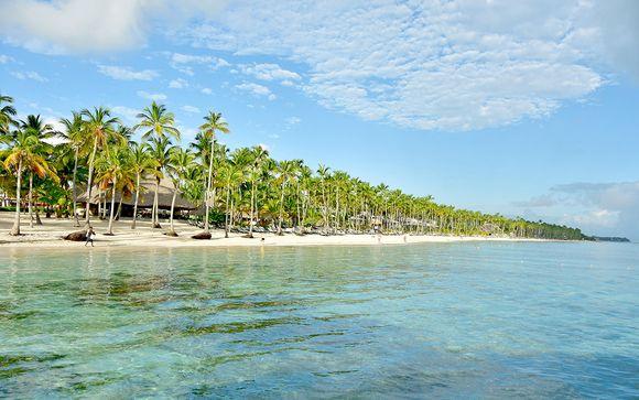 Una de las mejores playas del mundo con todo incluido