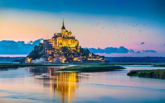 8 noches entre castillos, playas y fortificaciones con vuelos