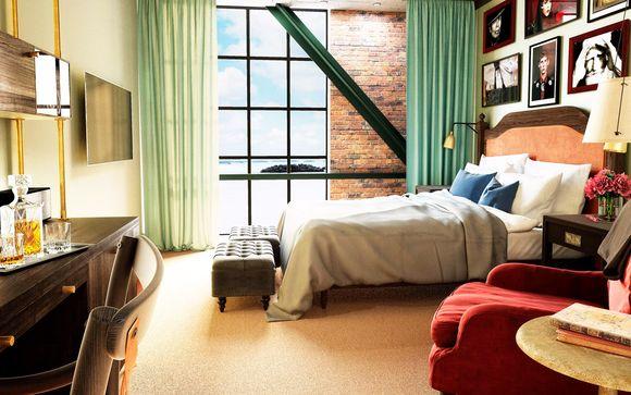 Steam Hotel 4*