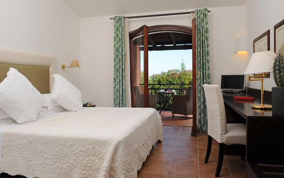 Hotel Le Ginestre 4*