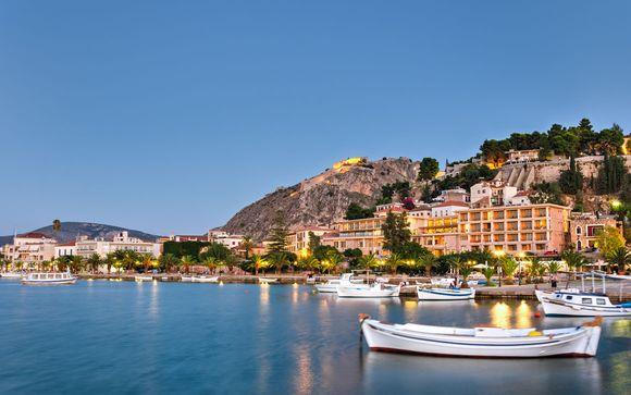 La costa griega te espera