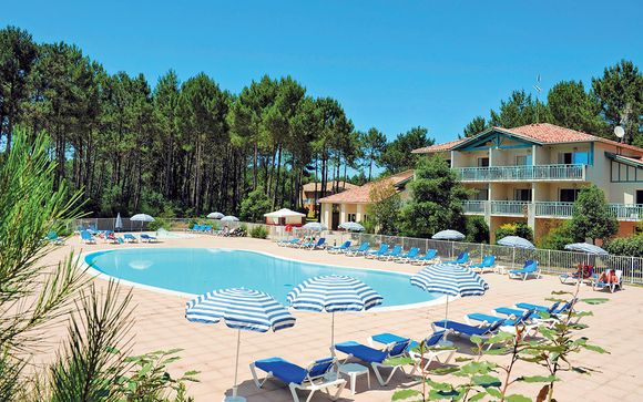 Pierre & Vacances Domaine du Golf de Pinsolle 4*