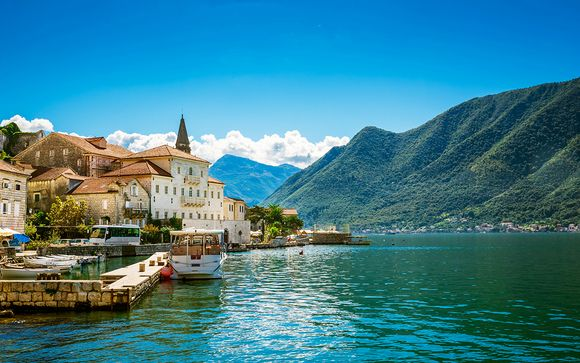 La costa de Montenegro te espera