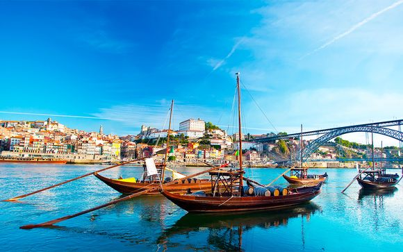 Portugal Oporto - Crowne Plaza Porto 5* desde 125,00 €