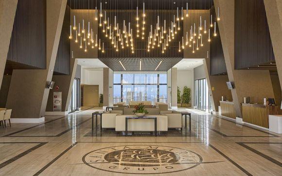 Benidorm - Grand Luxor Hotel 4* Sup
