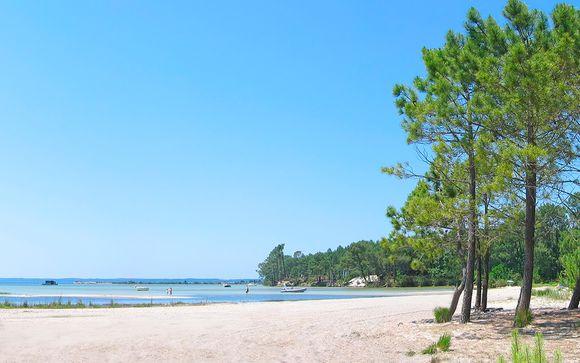 Francia Soustons plage - Residence Club Pignada Plage desde 99,00 €