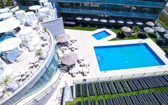 Salou - Aparthotel Four Elements Suites 4*