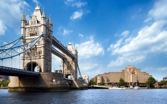 Reino Unido Londres - The Tower Hotel 4* desde 55,00 €