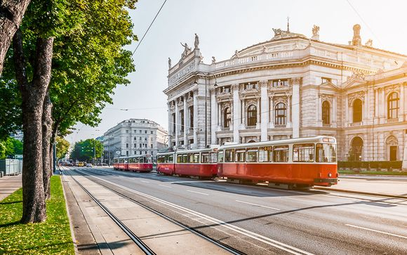Austria Trend Rathauspark 4*