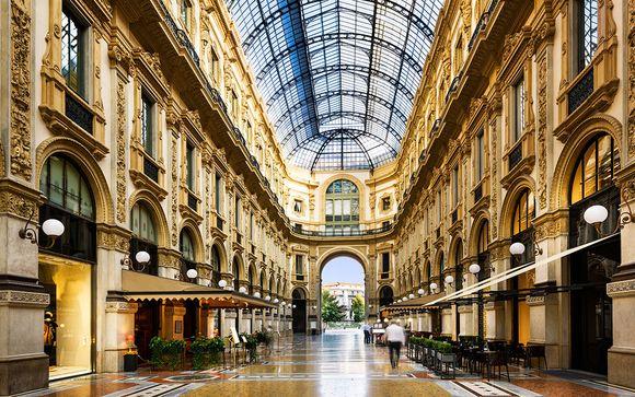 Italia Milán - Antares Hotel Accademia 4* desde 35,00 €