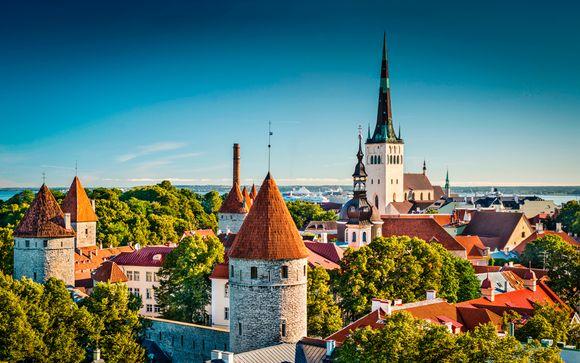 Tallin y Helsinki te esperan