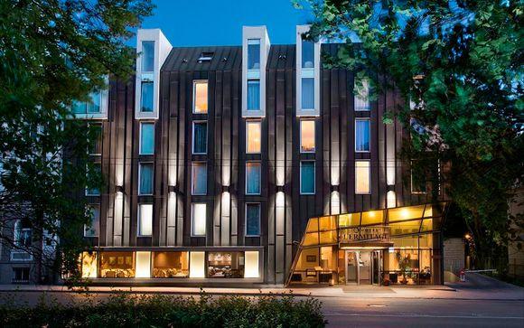 L'Ermitage Hotel 4*