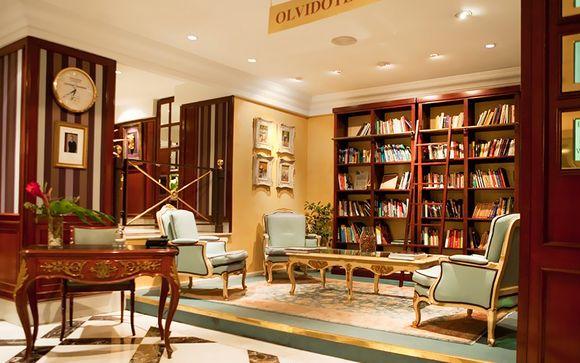 Sercotel Gran Hotel Conde Duque 4*