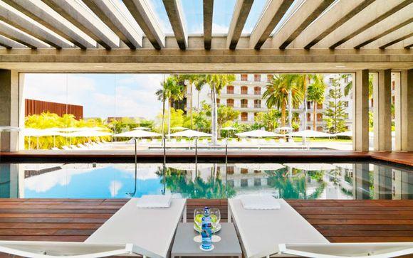 Santa Cruz de Tenerife - IBEROSTAR Grand Hotel Mencey 5*