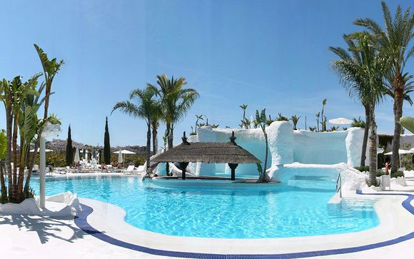 Hotel Suites Albayzin Del Mar 4*