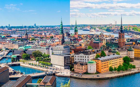 Estocolmo y Copenhague, capitales de vanguardia