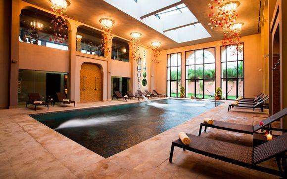 Marruecos Marrakech - Hotel Kenzi Club Agdal Medina 5* desde 107,00 €