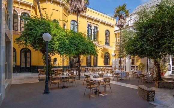Sevilla - Hotel San Gil 4*