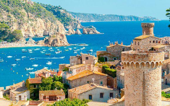 Vacaciones de sol y mar con pensión completa