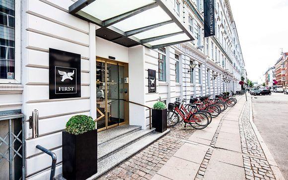 First Hotel Mayfair 4*