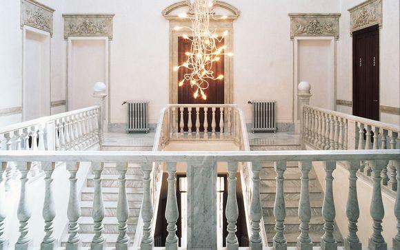 Desde noviembre: hotel boutique en un palacio del siglo XIX