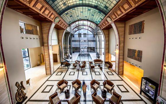 Hungría Budapest - Continental Hotel Budapest 4* desde 106,00 €