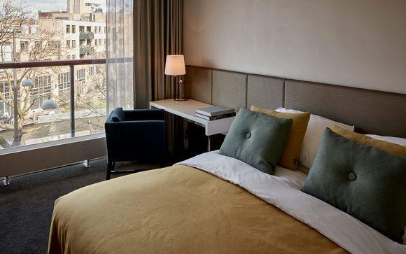 Park Hotel Amsterdam 4*