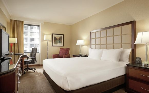 Hilton San Francisco Union Square 4*