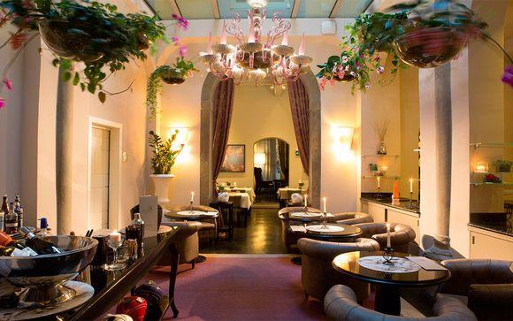Firenze Number Nine Hotel & Spa 4*