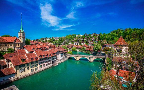 Suiza y Alemania con extensión opcional a Chamonix