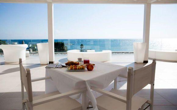 Bianco Riccio Suite Hotel 4*