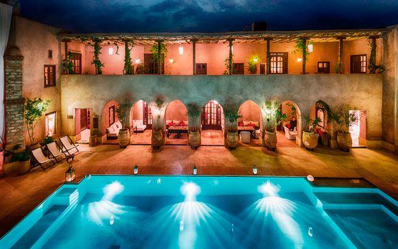 Un oasis de paz y descanso en una Suite