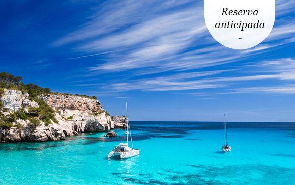 A partir de mayo: Vacaciones con todo incluido