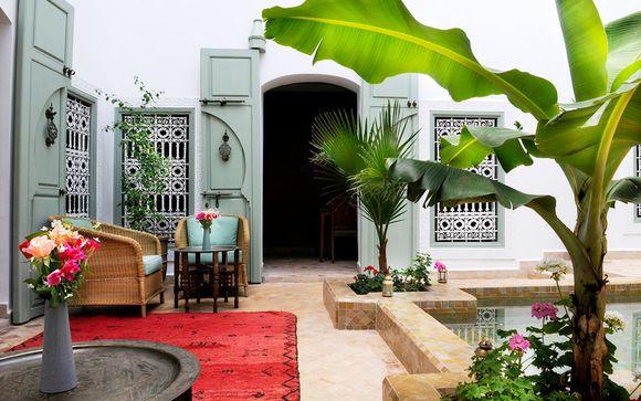 Riad Les Hibiscus